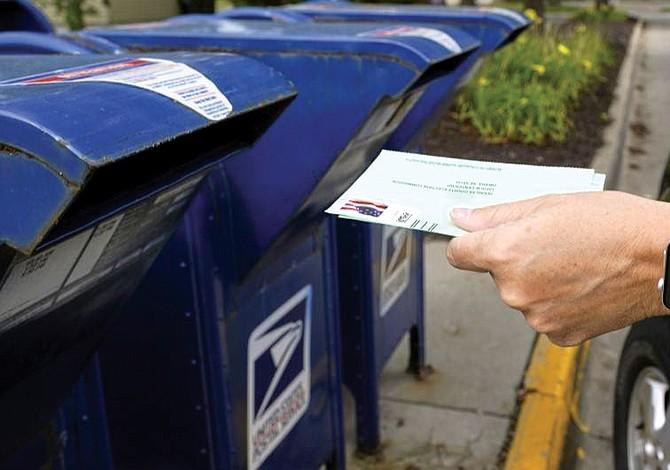 Millones ya votaron  por correo