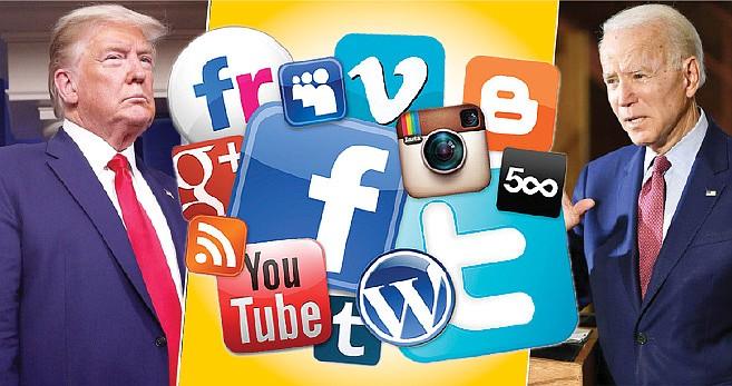 Presión total a las redes sociales