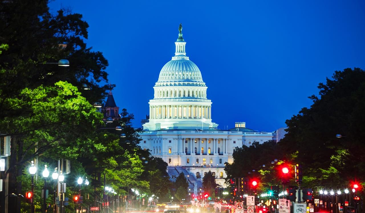 POLÍTICA. Los republicanos controlan actualmente el Senado, pero no la Cámara Baja. | Foto: Efe.