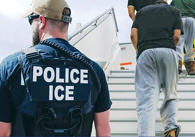ICE retomó las deportaciones aceleradas