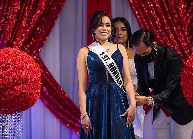 MISS TEEN Hispana Latina 2020