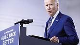 """RETOS. Joe Biden aseguró durante la campaña que su presidencia cambiaría el curso del país en múltiples frentes. """"Tendremos la enorme tarea de reparar el daño que Donald Trump ha hecho"""", aseguró. La tarea es titánica."""