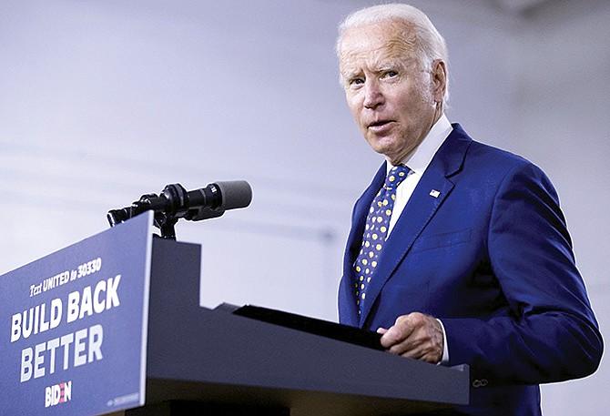 En sus primeros cien días de gobierno: Joe Biden tiene múltiples desafíos