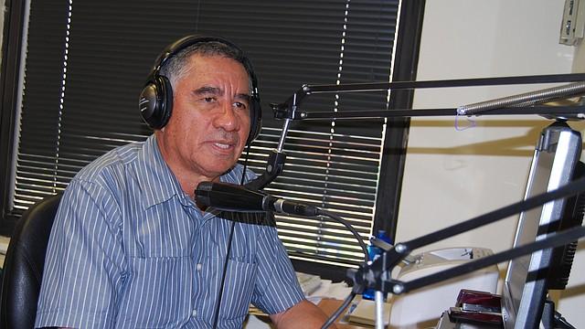 TALENTO. En 2006 Osorio arribó a esta región para dirigir el departamento de deportes de Radio América y se convirtió en la voz en español delD.C. United. | FOTO:  Tomás Guevara – ETL  |