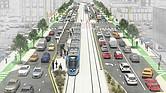 VALIOSO. La inversión inicial de Project Connect ampliará los servicios de transporte público ya existentes en Austin. Las comunidades fuera del área de servicio podrían unirse a este sistema en el futuro.
