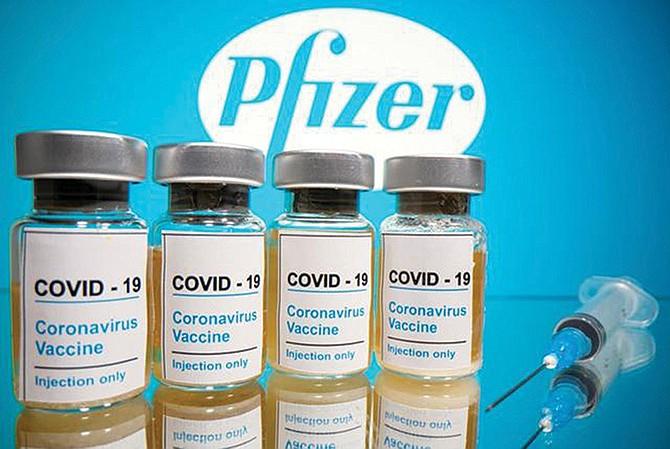 Programa piloto de Pfizer en Texas