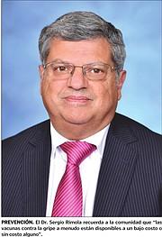El Dr. Sergio Rimola es un ginecólogo-obstetra originario de Guatemala, certificado por el Board de Ginecología y Obstetricia de los Estados Unidos y miembro del Congreso Americano de Gineco-Obstetricia de EE.UU.