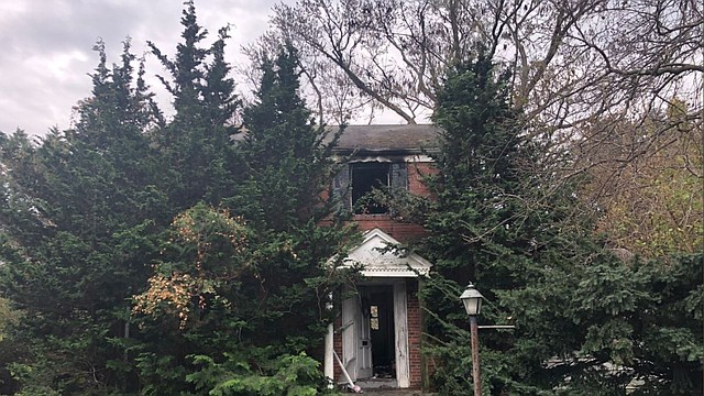SUCESO. La persona que falleció fue hallada en el segundo piso de la casa. | Foto: Twitter @mcfrsPIO.