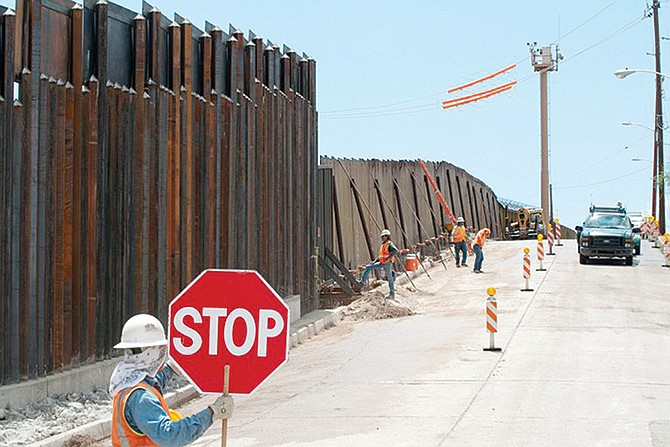 No más muro