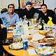 Cena. La familia de Mayra Lugardo el año pasado celebró con amigos y familiares el Día de Acciones de Gracias. El jueves, debido al coronavirus, no hubo cena especial. | FOTO: Cortesía Mayra Lugardo |