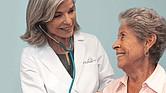 EFICIENCIA. En persona o a través de conferencias personalizadas, Conviva brinda a sus pacientes la mejor atención de salud.