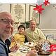 DIVERSIDAD. Familias hispanas del área de DC, provenientes de diversos países, conversaron con El Tiempo Latino sobre los platillos que prepararán en navidad. | FOTO: Cortesía |