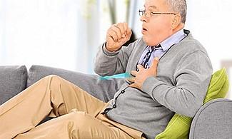 REALIDAD. El 71% de las personas mayores de 30 años que padecen una EPOC es a causa del tabaco.