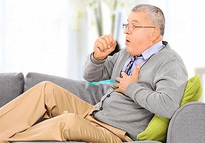 Esta patología afecta gravemente a los pulmones
