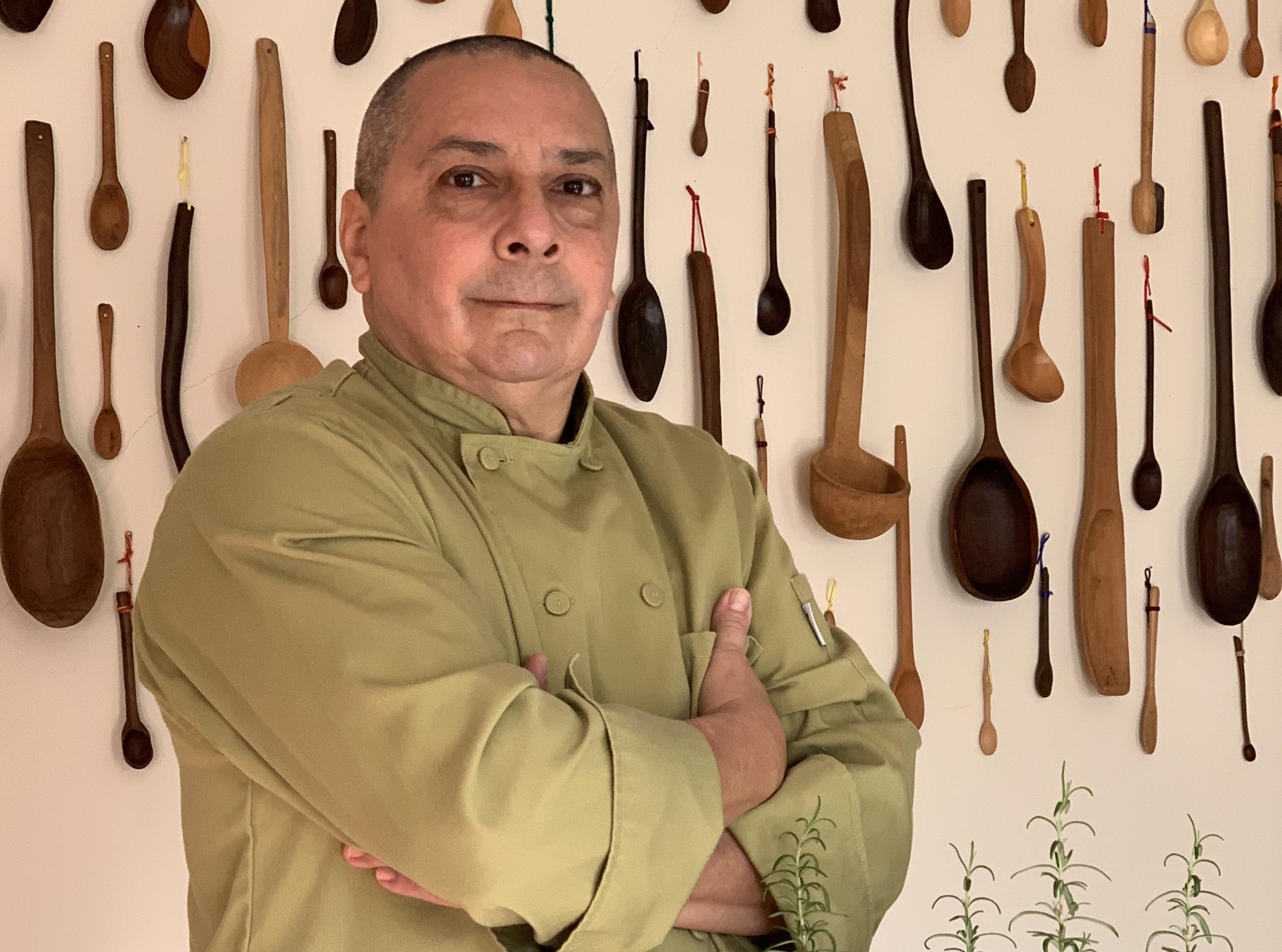 """Conversamos con el chef Capecchi sobre su nuevo libro """"Sin Desperdicio"""", disponible en Amazon.   FOTO: Cortesía"""