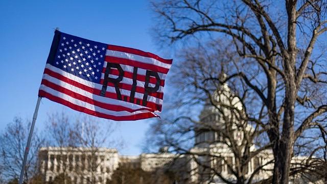 ASALTO. La democracia estadounidense fue vulnerada/EFE