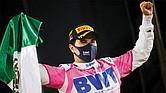 Sergio Pérez, piloto de la escudería Red Bull Racing-Honda.