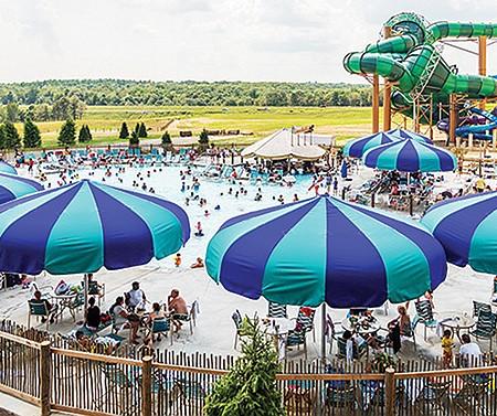 SORPRENDENTE. El Kalahari Resorts Texas abrió sus puertas el pasado 12 de noviembre del 2020 en Round Rock. El lugar es ideal para divertirse en familia.