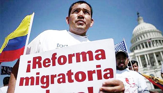 Se complica aprobación  de la reforma migratoria