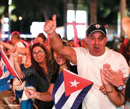 POSIBILIDADES. El proyecto de ley que propone reunificar a las familias cubanas obtendría el apoyo de ambos partidos en la Cámara de Representantes, lo cual haría factible que se convierta en ley.