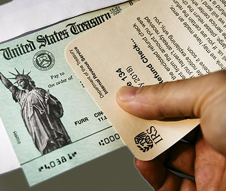 IRS libera más cheques