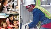 REALIDAD. Abrumados por los largos turnos y por las tasas de infección, los trabajadores esenciales no reciben la compensación económica que merece su sacrificio.