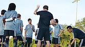 EN GRANDE. La Academia del Austin FC amplió sus categorías para poder captar a más talento joven del Centro de Texas.
