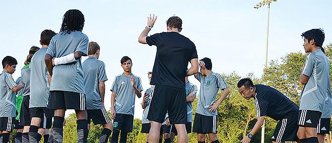 Austin FC: comprometidos con la juventud y el talento local