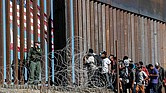SEVERO. Los indocumentados que crucen la frontera por Texas serían arrestados y enfrentarían cargos estatales.