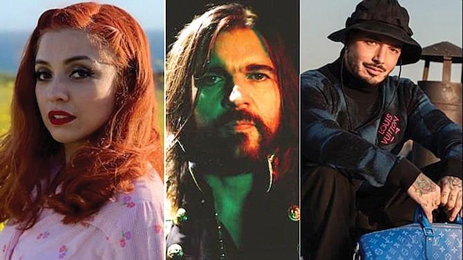 Latinos en disco-tributo  a Metallica