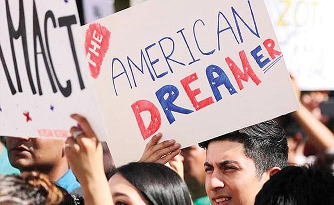 Ciudadanía solo para 'dreamers'