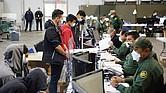 OBJETIVOS. La Administración Biden trabaja para mejorar el proceso de expulsión acelerada en la frontera con México, para determinar de manera justa y eficiente qué personas tienen solicitudes legítimas de asilo y otras formas de protección.