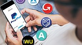 OPCIONES. Los servicios tradicionales de envío de remesas no han visto una disminución de su clientela a pesar de que cada vez es más popular el envío de dinero por Internet.
