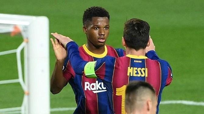 Barcelona no retirará la '10'