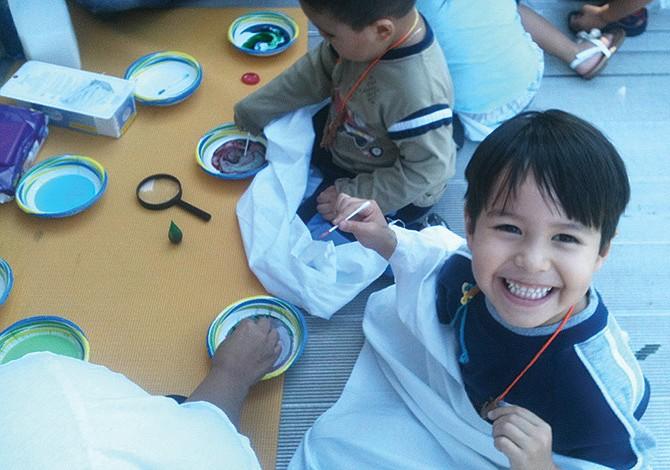YMCA ayuda a preescolares
