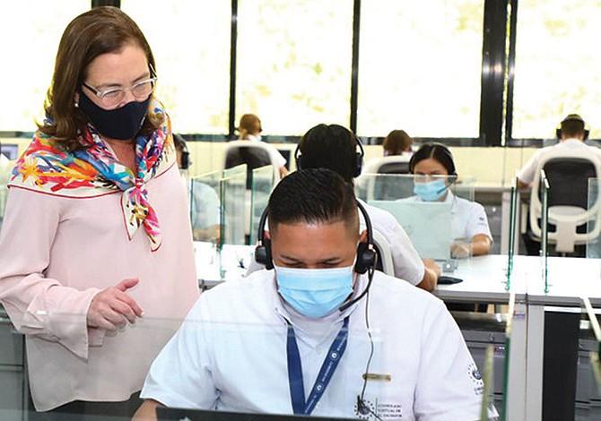Consulado virtual para salvadoreños