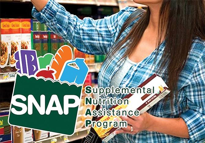 Texas extiende beneficios del SNAP