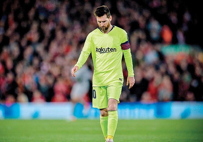 La vida sin Messi
