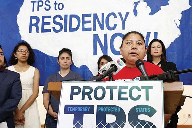 DHS extiende el TPS de varios países