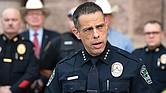 Joseph Chacón es el nuevo jefe de la policía de Austin