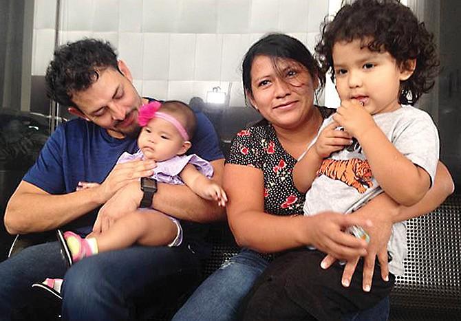 No expulsarán a familias migrantes sin dejarles pedir asilo