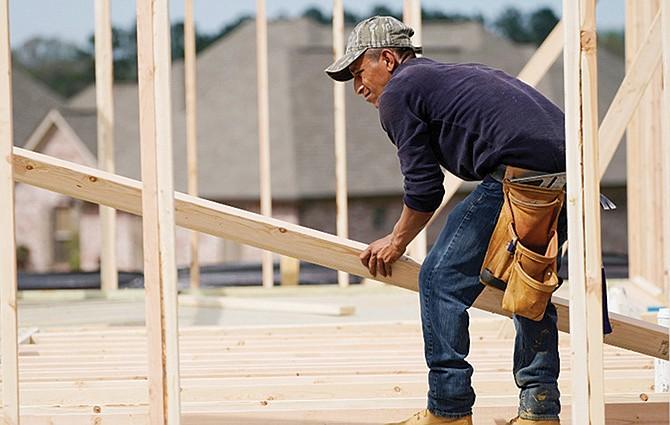 Creció la construcción de viviendas en agosto