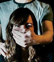 Rechazo a la trata de personas.