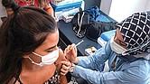 APOYO. Cientos de escuelas y centros sociales recibirán fondos de la Agencia Federal para el Manejo de Emergencias (FEMA) para inmunizar a los menores.