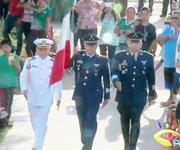La tradición que celebra la independencia de ese país se realizó en Bladensburg, Maryland
