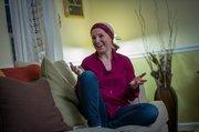 Andrea Ceballos sobrevive al cáncer y abre su corazón con El Tiempo Latino