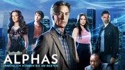NBC Universo añade la popular serie dramática de ciencia ficción alphas, en español.