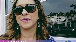 El latino Newspaper en entrevista con Neida Sandoval en Ride Toyota Juntos somos imparables Hispanicize 2017. Videografo: Carlos Beltran - cbeltran@elsoln1.com