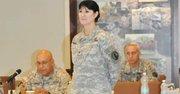 La coronel en la reserva, Irene Zoppi-Rodríguez