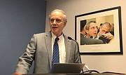 IMPACTO. Zagaris, abogado especialista en asuntos internacionales expuso el impacto global de Odebrecht en las Américas.